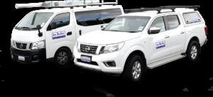 Ace Electrics vehicle fleet