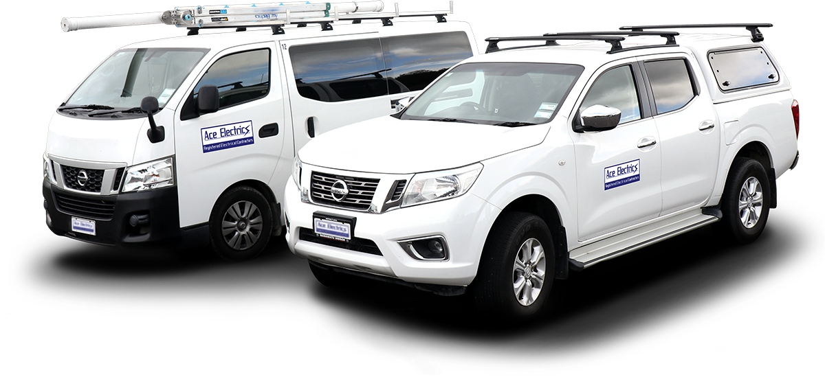 Ace Electrics vehicle fleet
